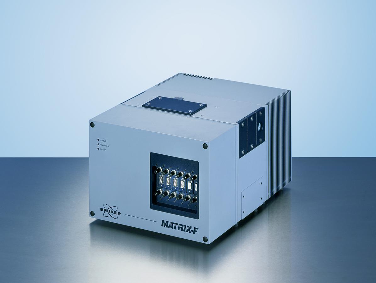 布鲁克MATRIX-F在线傅立叶变换近红外光谱仪