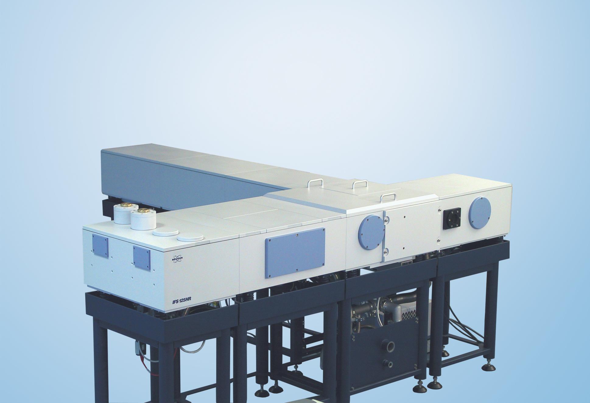 布鲁克IFS 125HR傅立叶变换红外光谱仪